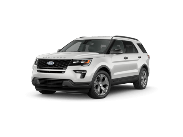 New 2018 Ford Explorer Sport SUV in Rye, NY